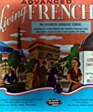 img - for Advanced Living French; An Advanced Language Course (Includes 2 Books, 2 LP Records) book / textbook / text book