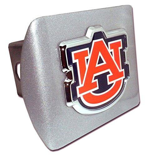 Univ. of Auburn (''AU'') Emblem (w/ Orange ''AU'') by Elektroplate