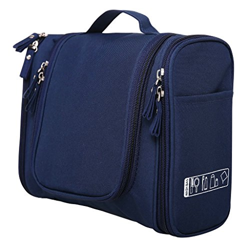 Compact Travel Toiletry Bag - 5
