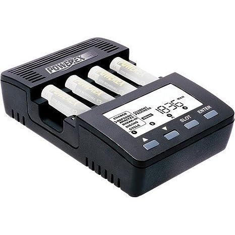 Amazon.com: Powerex MH-C9000 WizardOne charger-analyzer + ...