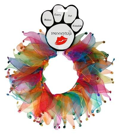 Image of Mirage Pet Products Confetti Jewel Smoocher, Medium
