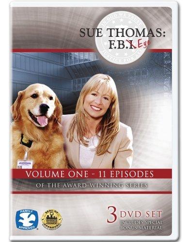 Sue Thomas F.B.Eye Volume 1
