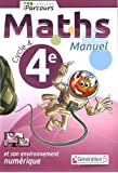 Manuel iParcours maths cycle 4 - 4e