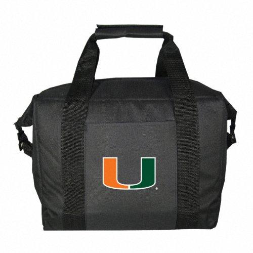 Miami Hurricanes 12 Pack Insulated Cooler Bag Kolder