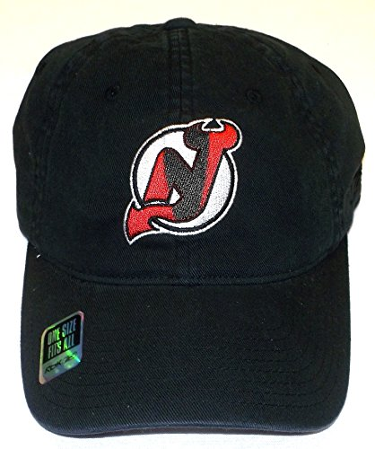 - New Jersey Devils Slouch Flex Reebok Hat - Osfa - EA97Z