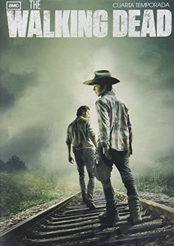 The Walking Dead Cuarta Temporada en DVD