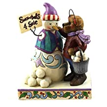 Boyds Bears by Jim Shore Figurine (Kristoff with Flurry...Snow Business, LLC) 4041909 by Jim Shore