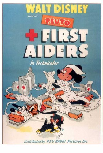 First Aiders Movie Poster (11 x 17 Inches - 28cm x 44cm) (1944) Style B -