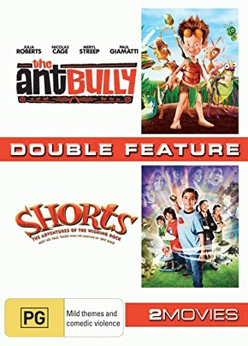 Shorts / The Ant Bully | NON-USA Format | PAL | Region 4 Import - Australia