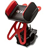 Bicycle/Motorcycle Phone Mount, ANKO 360 Rotation