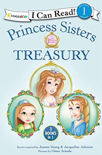 Princess Sisters Treasury (I Can Read! / Princess Parables)