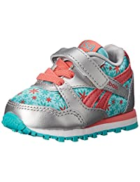 Reebok Classic Infant Frozen Elsa Runner Toddler Shoes