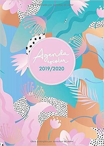 2019 2020 Agenda Escolar: El Calendario Semestral y ...