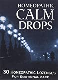 Historical Remedies Homeopathic Calm Drops, 30 Lozenges (Pack of 12)