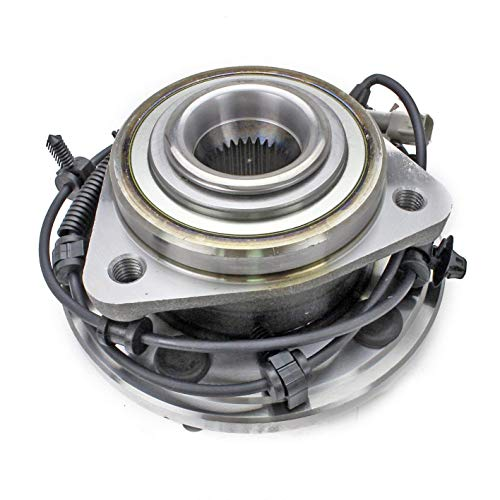 CRS NT513234 New Wheel Bearing Hub Assembly, Front Driver (Left) / Passenger (Right), for 2005-2010 Jeep Grand Cherokee/Commander, 2WD/ 4WD