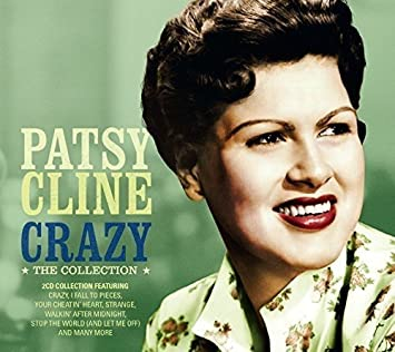 Image result for patsy cline crazy images