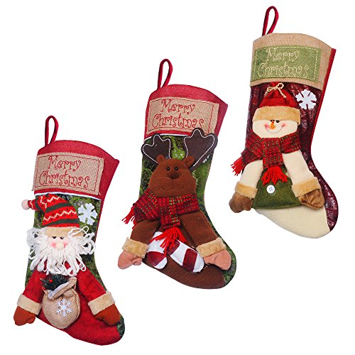 TIOVERY Christmas Stockings, 18