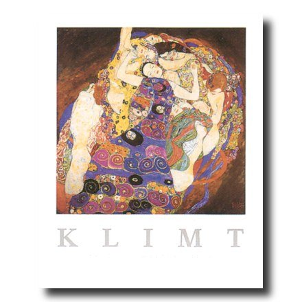 (Gustav Klimt The Virgin Contemporary Wall Picture 16x20 Art Print)
