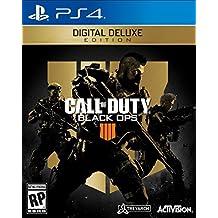 Call Of Duty: Black Ops 4 Digital Deluxe- PS4 [Digital Code]