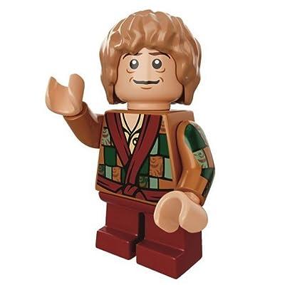 Lego The Hobbit: Good Morning Bilbo Baggins Mini Figure (LEGO 6079610 Toy) NEW: Toys & Games
