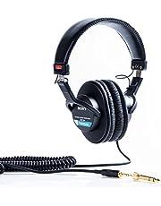 Sony MDR-7506 słuchawki studyjne zamknięte