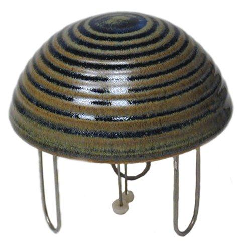 API 5WWGS Water Wiggler with Sage Green Glazed Pottery Cover, My Pet Supplies