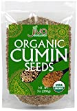 Jiva Organics USDA Organic Whole Cumin Seeds, 7 Ounce