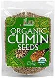 Organic Cumin Seeds 7 Oz - Whole Seed By Jiva Organics
