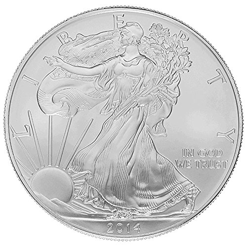 1986 - 2018 American Silver Eagle Dollar Brilliant Uncirculated