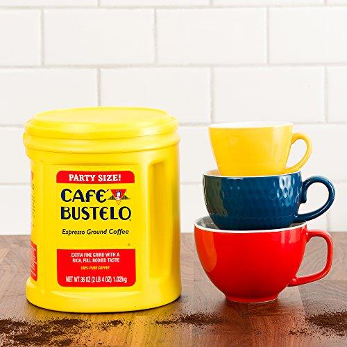Café Bustelo Espresso Coffee, 36 Ounce by Cafe Bustelo (Image #1)