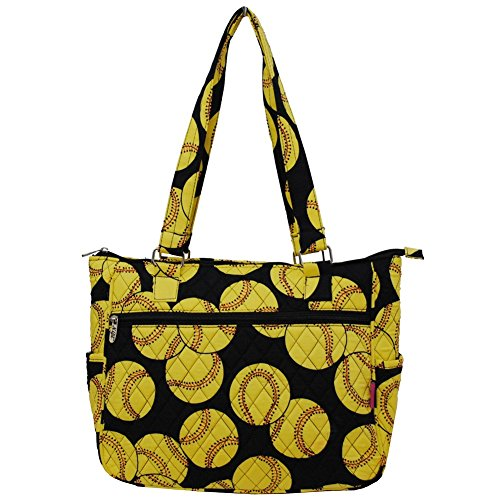 Handbag Softball Hobo Print Style Fashion TTqOHf