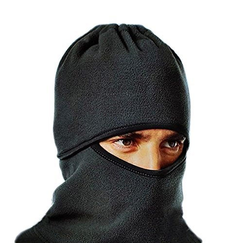 ThreeH Balaclava Fleece Hood Warm Winter Windproof Ski Mask Outdoor Sports Hat FM02