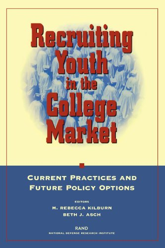 Recruiting Youth in the College Market: Current Practices and Future Policy Options
