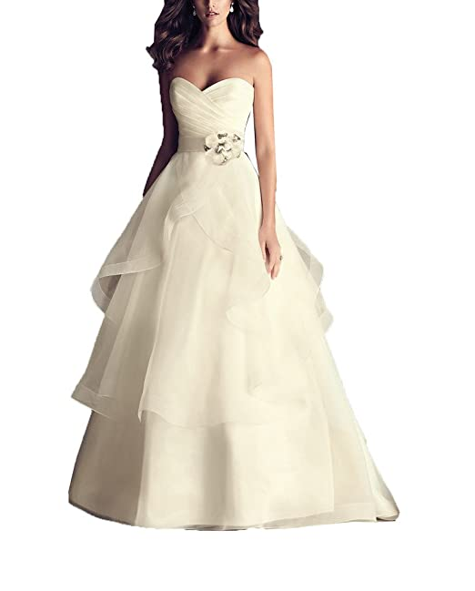 Low Back Silk Crepe Wedding Dress By Aria Made In Usa Www