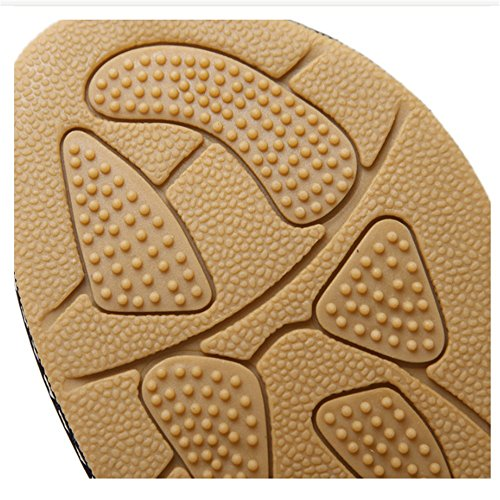 Playa Aire de en al comodas Café 42 T Aire Sandaliasde 35 Bohemia Zapatos Mujeres Forma Libre Verano Libre Tamaño Sandalias Verano al Botas de ncx7UgZ0q