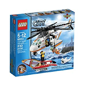LEGO® City, Coast Guard Helicopter - Item #60013