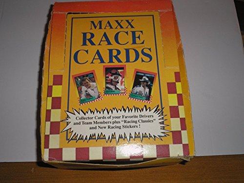 1989-maxx-race-cards-wax-pack-box-of-48-packs