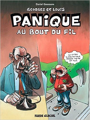 Livre gratuits Georges et Louis, Tome 6 : Panique au bout du fil epub pdf