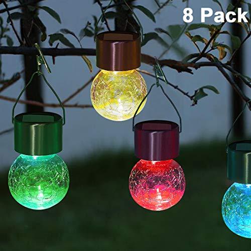 Outdoor Solar Twig Lights in US - 9