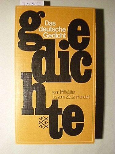 das-deutsche-gedicht