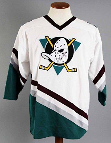 Teemu Selane Signed Anaheim Ducks Jersey ? COA JSA