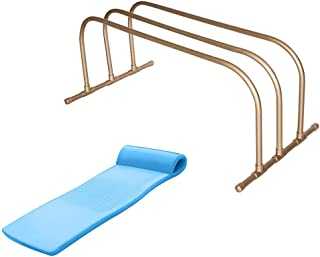 product image for TRC Recreation Storage Drying Rack for Pool Floats w/ 70 Inch Foam Pool Float