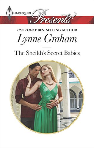 The Sheikh's Secret Babies (Bound by Gold Book 2)