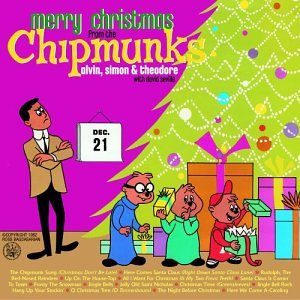 merry christmas from the chipmunks - Chipmunks Christmas