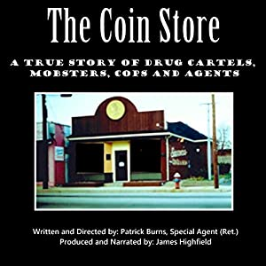 The Coin Store Audiobook