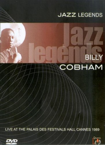 Cobham Hall - Billy Cobham - Live At The Palais Des Festivals Hall Cannes 1989 [DVD]