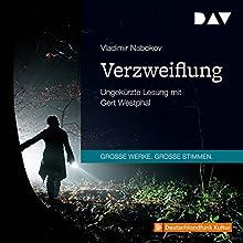 Verzweiflung Hörbuch von Vladimir Nabokov Gesprochen von: Gert Westphal