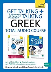 Get Talking and Keep Talking Greek Pack (Learn Greek with Teach Yourself)