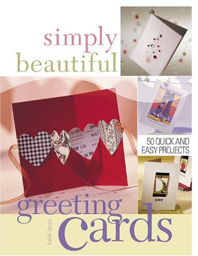 F&W Publications Simply Beautiful Greeting Cards