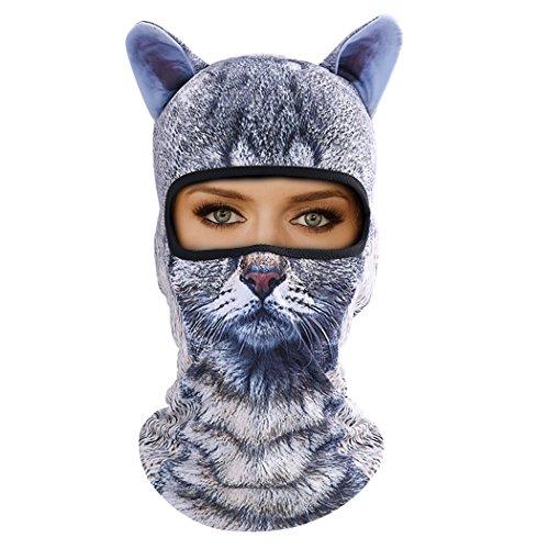 Animal Face Masks For Kids - 9
